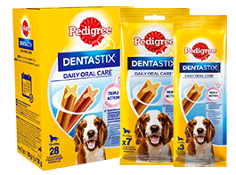 All the goodness of DentaStix